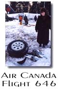 Air Canada Flight 646